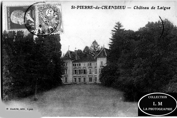 chateau de l'aigue 7-